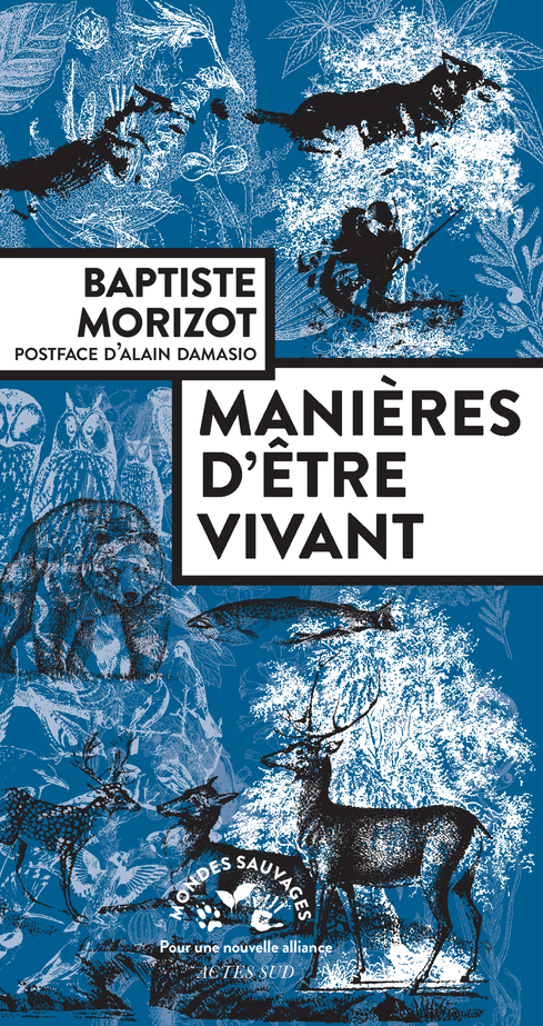 B. Morizot, Manières d'être vivant. Enquêtes sur la vie à travers nous