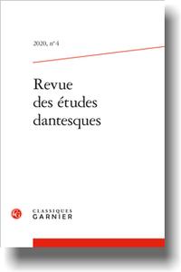Revue des études dantesques, n° 4 (varia)