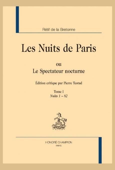 <em>Les Nuits de Paris </em>in extenso