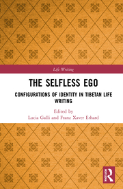 L. Galli, F. X. Erhard. (ed.). The Selfless Ego. Configurations of Identity in Tibetan Life Writing
