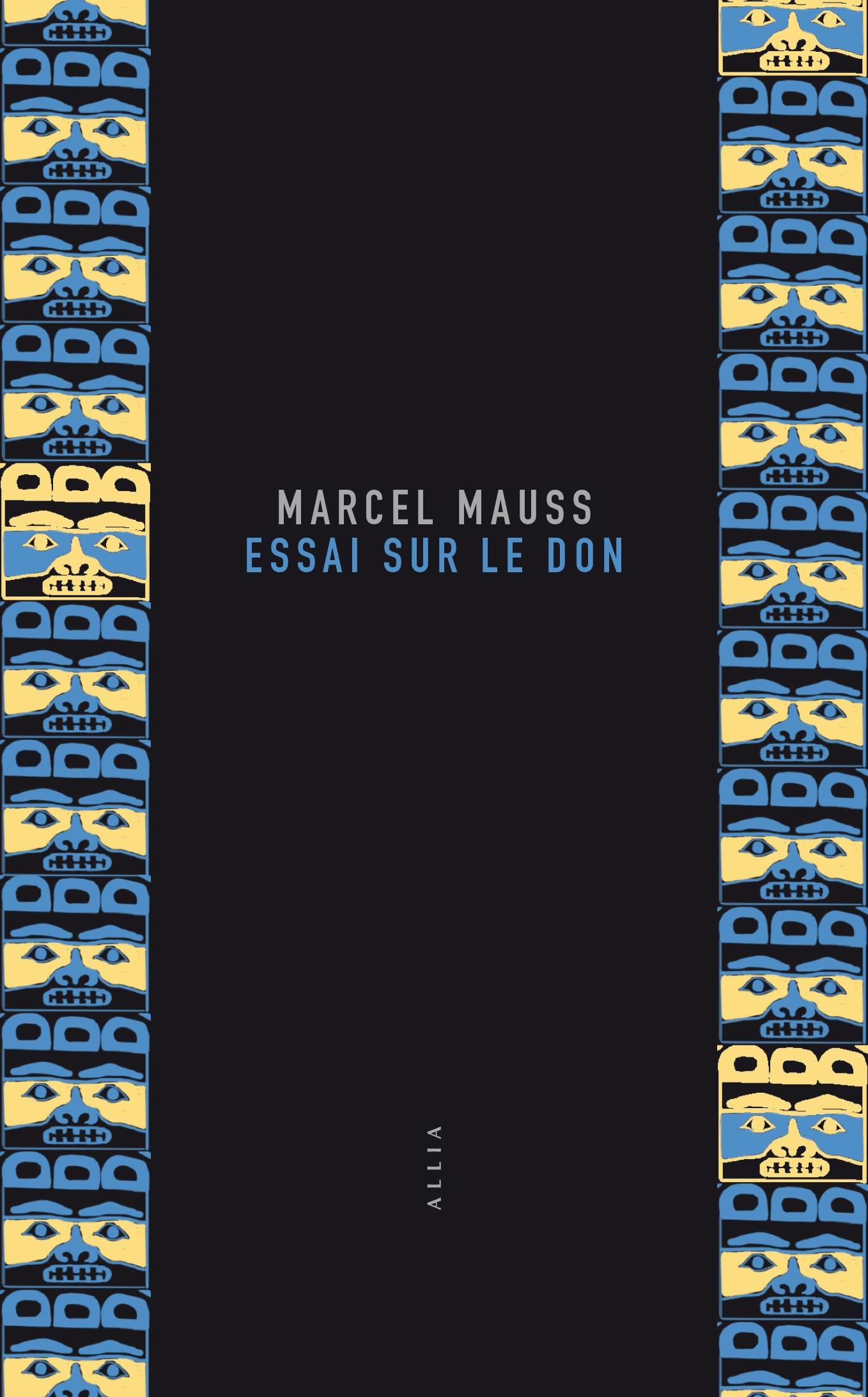 M. Mauss, Essai sur le don