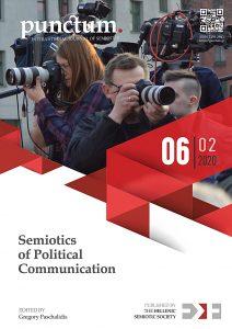 Punctum – International Journal of Semiotics, vol. 6, n° 2 :