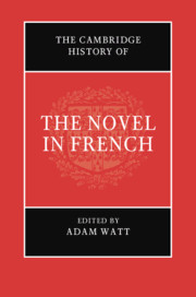 A. Watt (éd.), The Cambridge History of the Novel in French