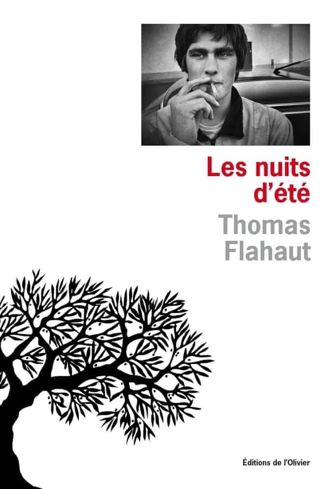 Thomas Flahaut, lauréat du Prix Effractions 2021 remis par la Société des Gens de Lettres (Paris)