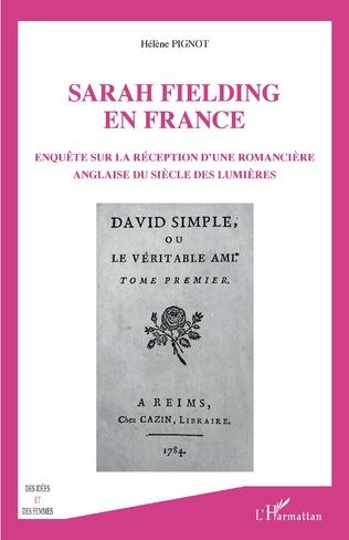 H. Pignot, Sarah Fielding en France
