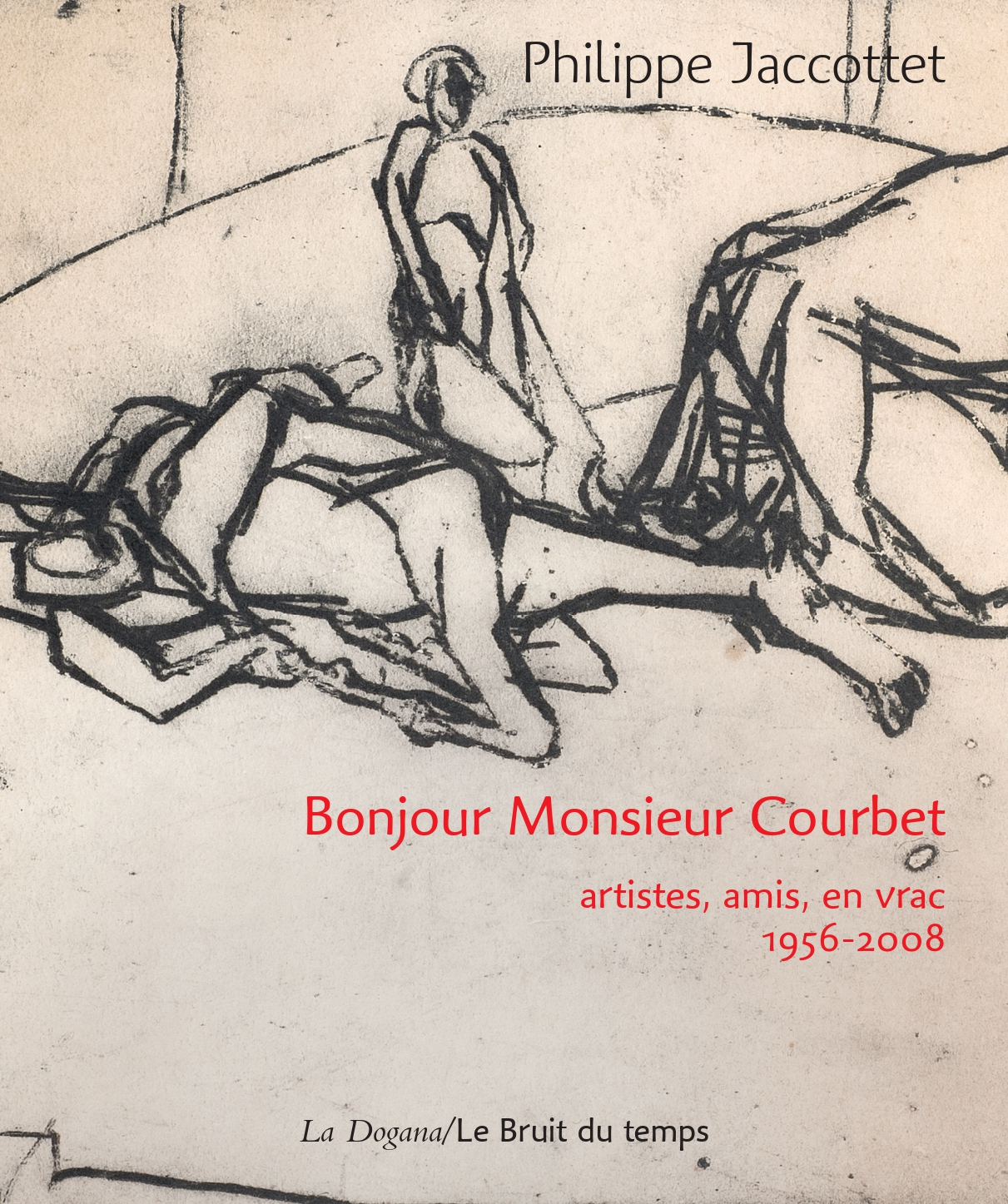 Ph. Jaccottet, Bonjour, Monsieur Courbet