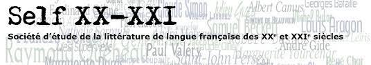Expériences. Congrès 2022 de la Société d'étude de la littérature de langue française du XX<sup>e</sup> et du XXI<sup>e</sup> siècles