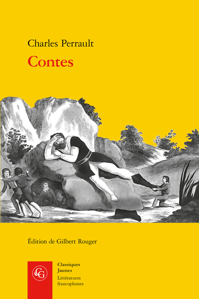 Ch. Perrault, Contes (éd. G. Rouger)
