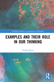 O. Beran. Examples and Their Role in Our Thinking