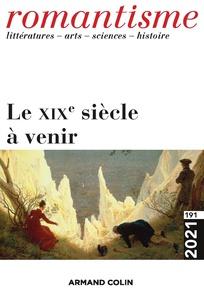 Romantisme, n° 191: