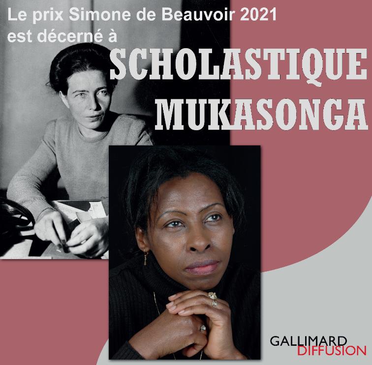 Prix Simone de Beauvoir 2021 décerné à Scholastique Mukasonga