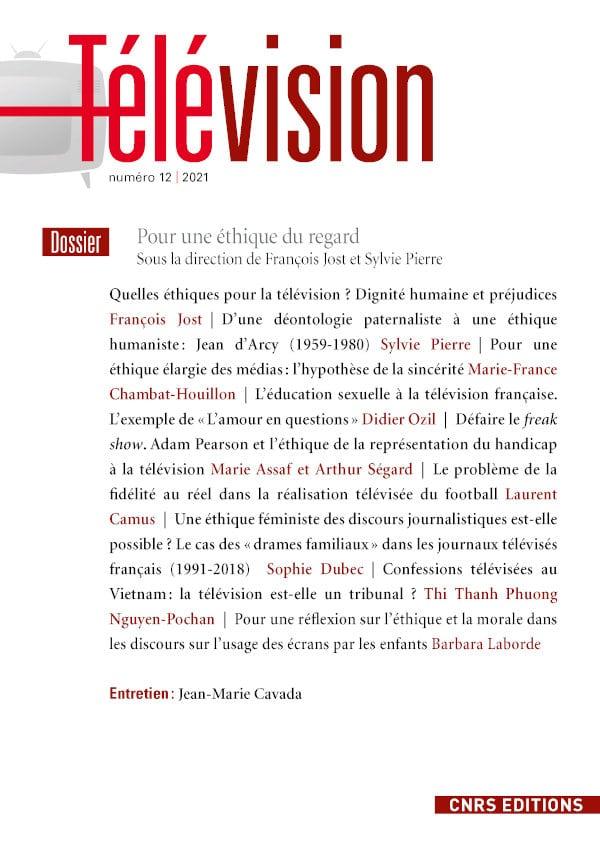 Télévision, n° 12: