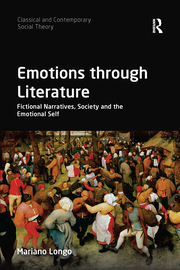 M. Longo. Emotions through Literature. Fictional Narratives, Society and the Emotional Self
