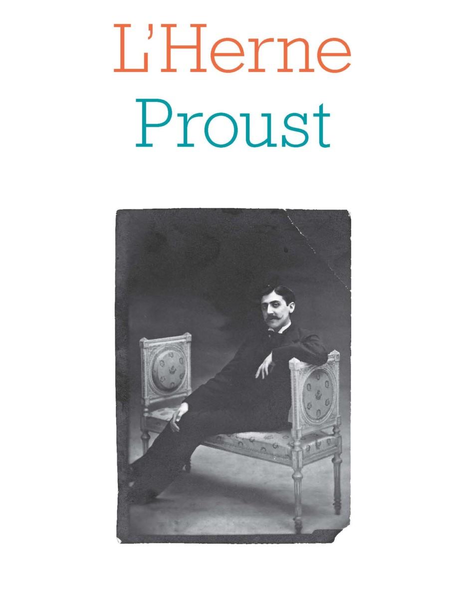 Cahier de l'Herne : Marcel Proust (J.-Y. Tadié, dir.)