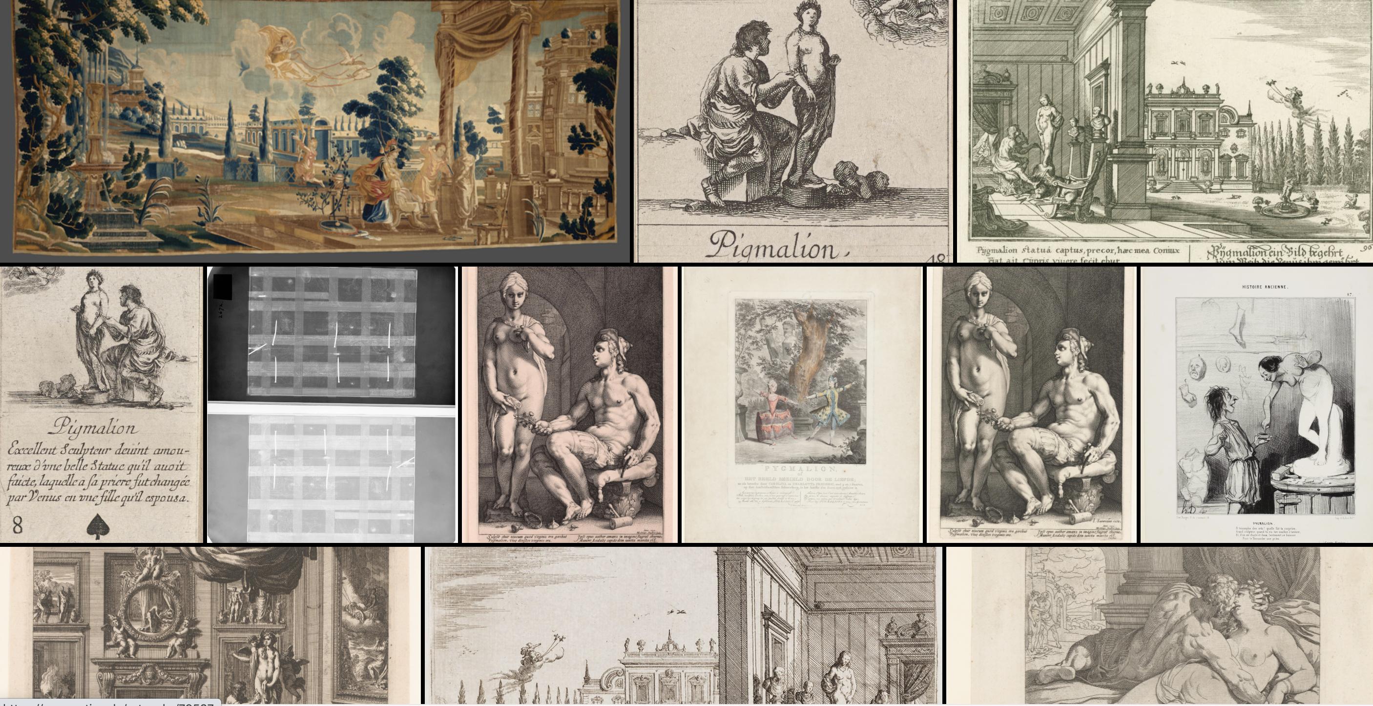 <em>Museo</em>, un moteur de recherche pour œuvres d'art