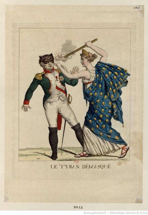 Les masques de l'Empereur : Napoléon en spectacle. 1796-1821 (Univ. of Warwick, en ligne)