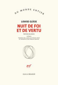 L. Glück, Nuit de foi et de vertu (trad. R. Benini)
