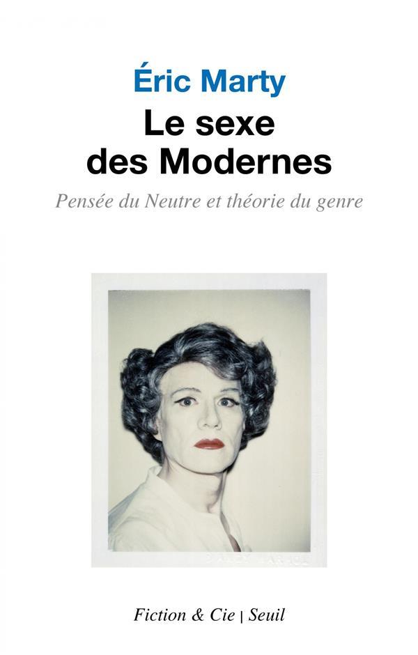 Le sexe des Modernes : débat avec Eric Marty
