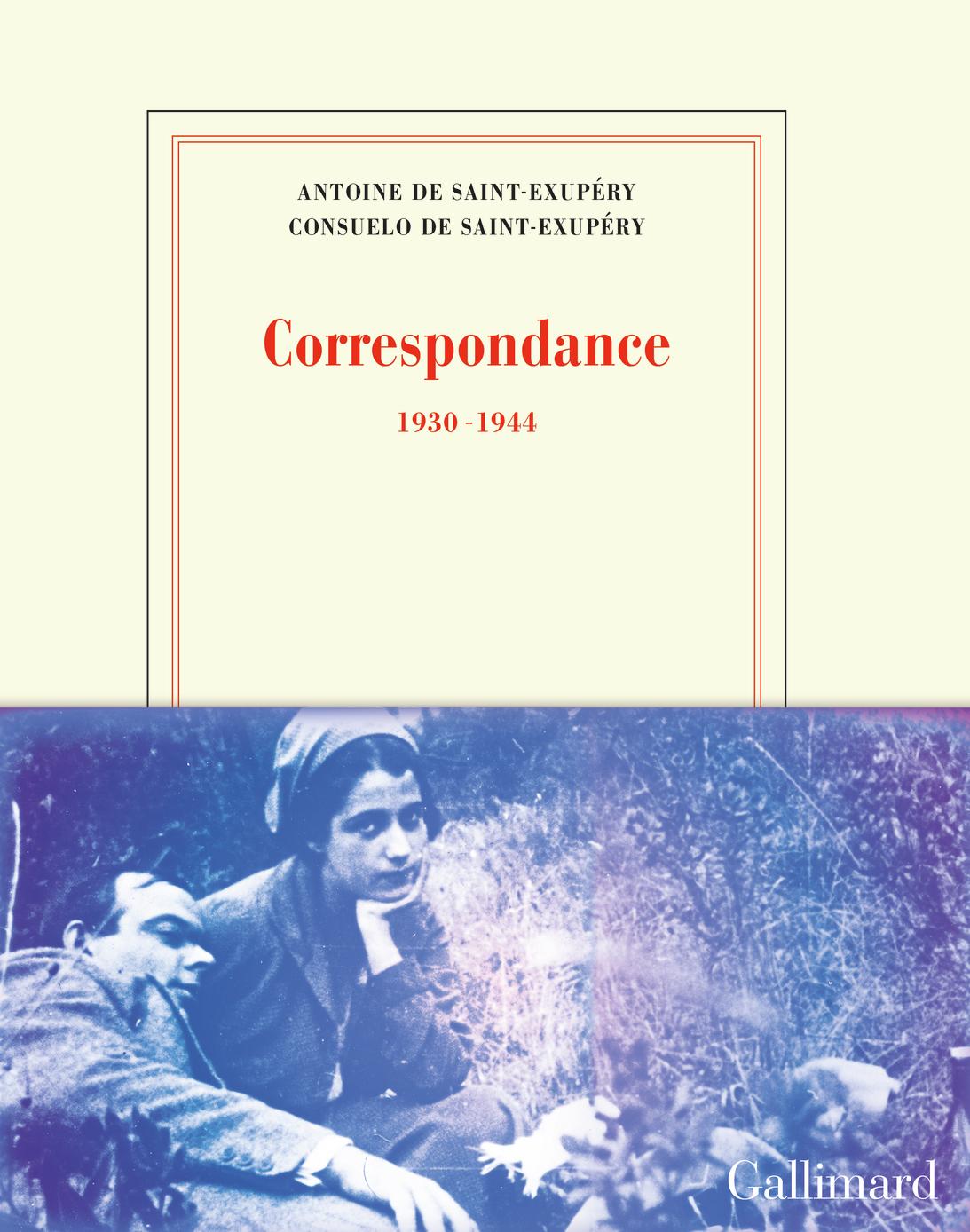 A. & C. de Saint-Exupéry, Correspondance
