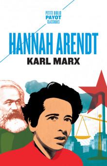 H. Arendt,Karl Marx(ca. 1950, inédit)
