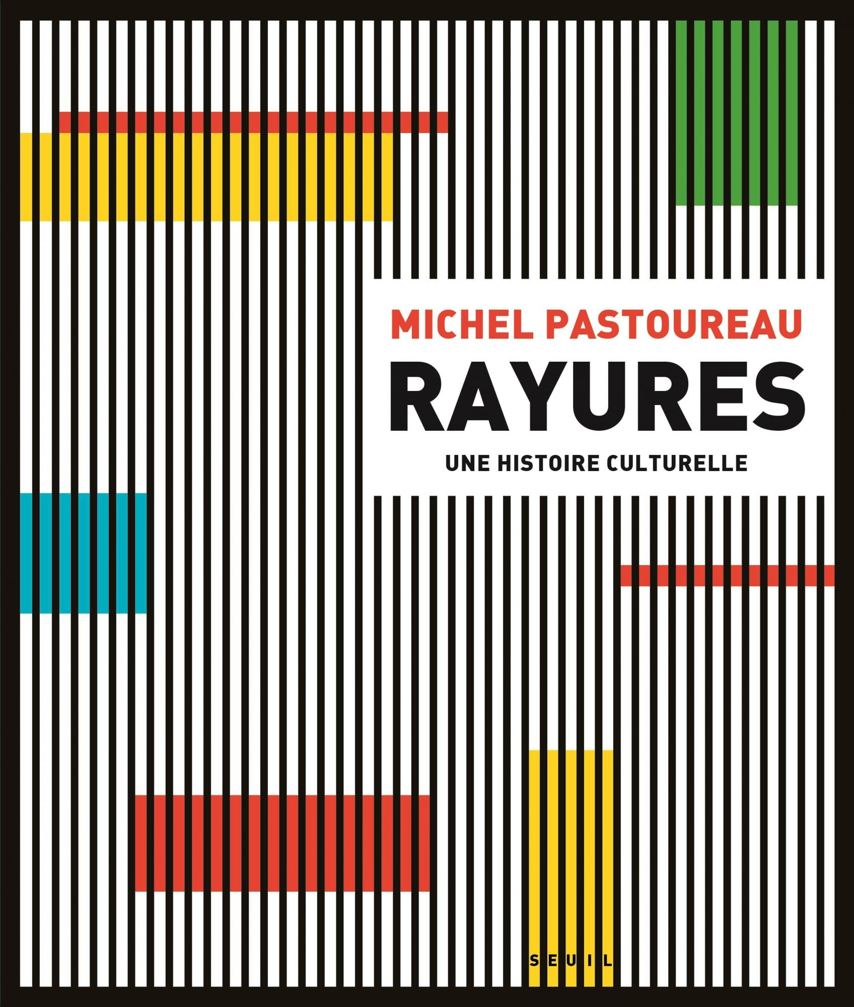 M. Pastoureau, Rayures. Une histoire culturelle (nouvelle éd.)