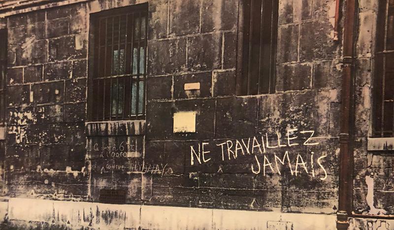 Pratiques artistiques du désœuvrement en Europe entre 1945 et 1975 (ENS Paris & en ligne)