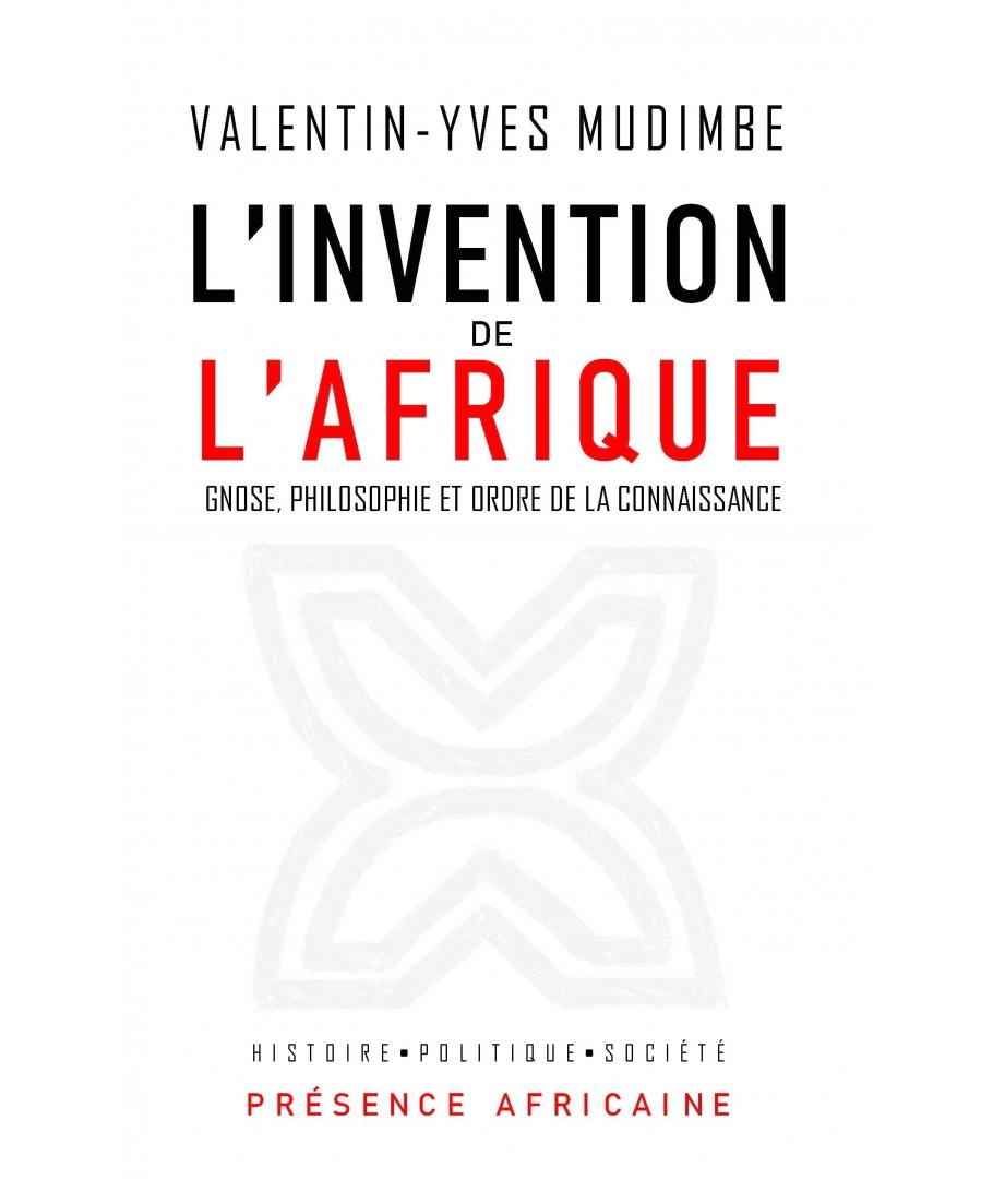 V. Y. Mudimbe, L'invention de l'Afrique
