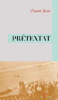P. Bost, Prétextat (1925)