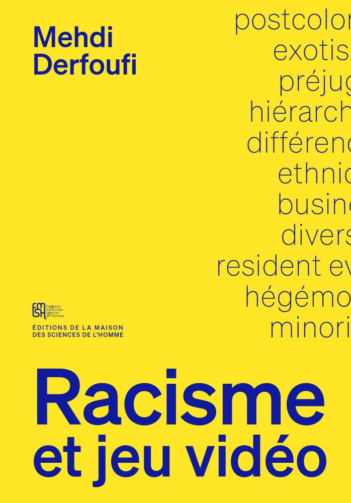 M. Derfoufi, Racisme et jeu vidéo