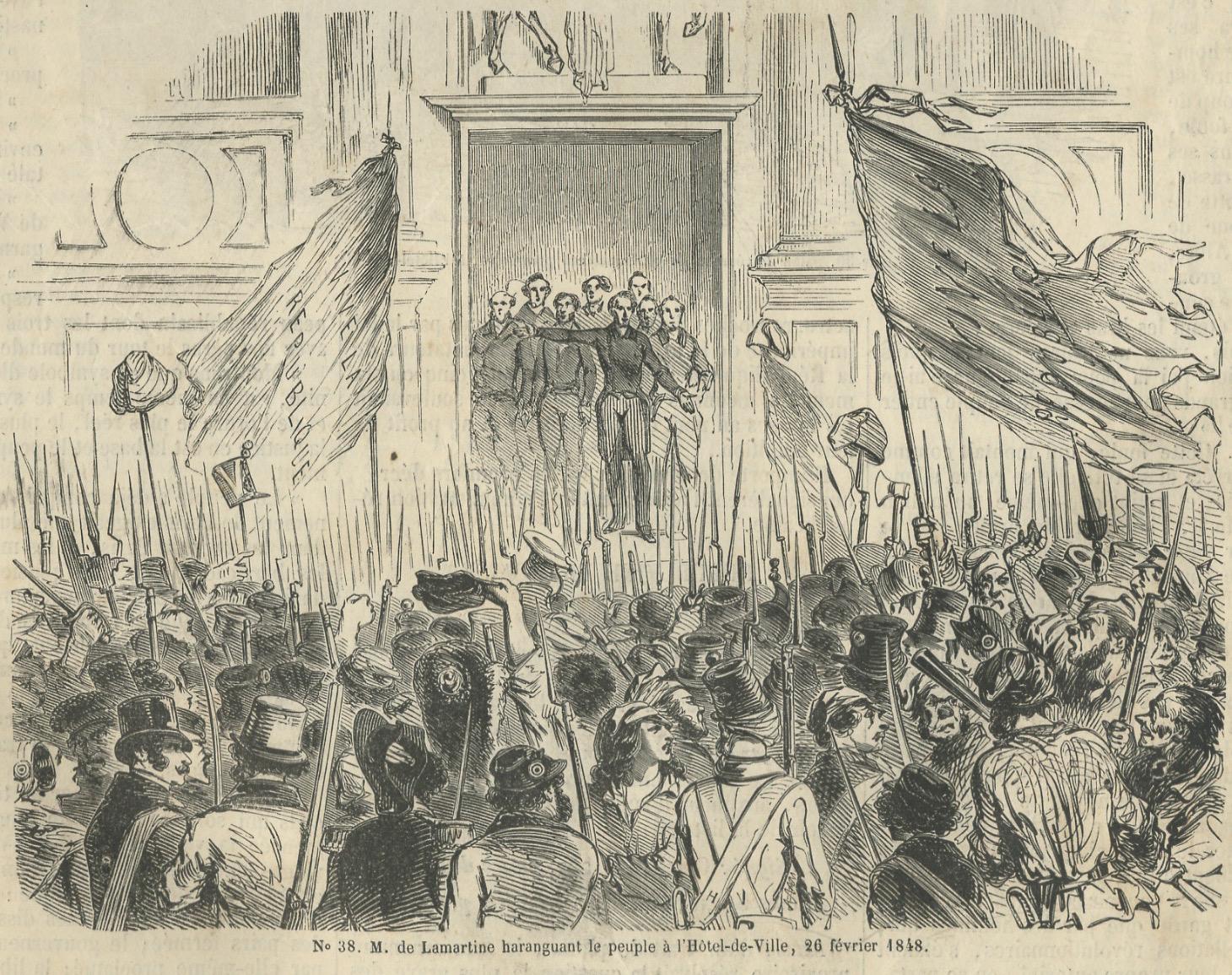 1848 et la littérature