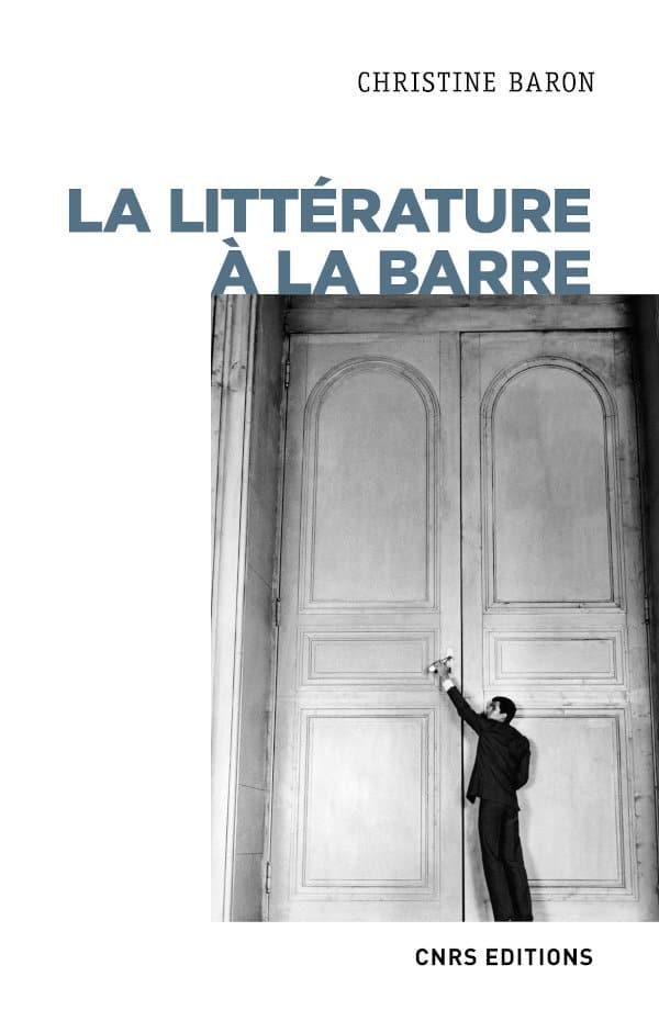 C. Baron, La littérature à la barre