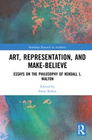S. Sedivy. Art, Representation, and Make-Believe. Essays on the Philosophy of Kendall L. Walton