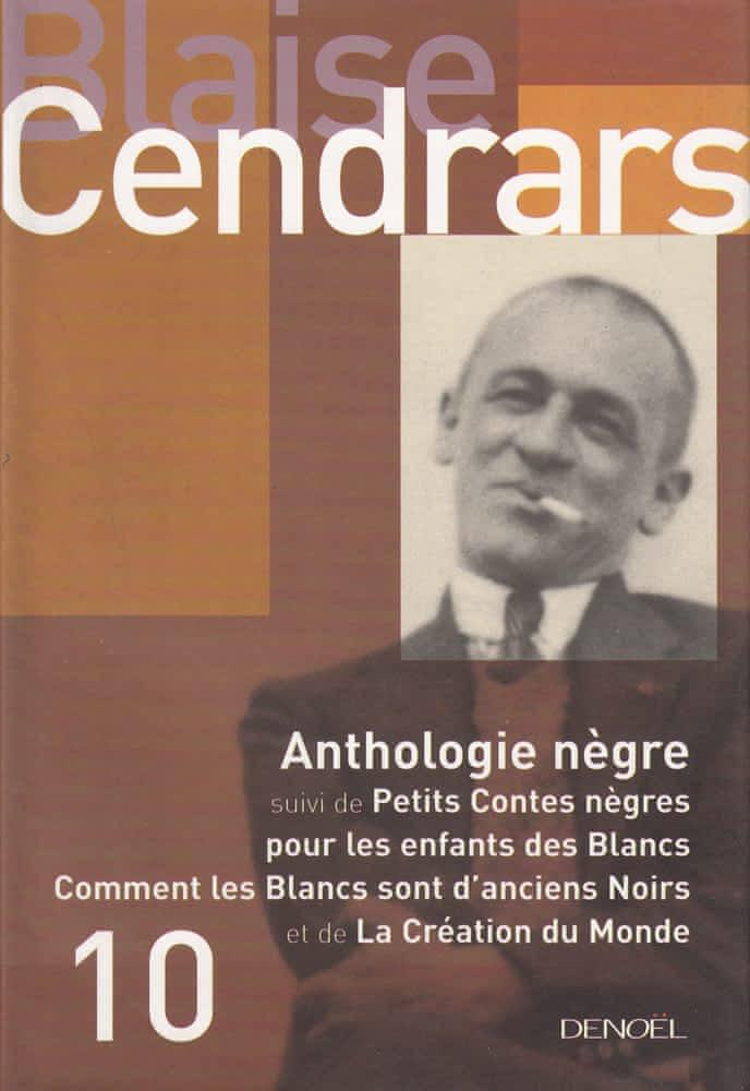 Centenaire de l'Anthologie nègre de Blaise Cendrars. Avec C. Le Quellec Cottier (en ligne)
