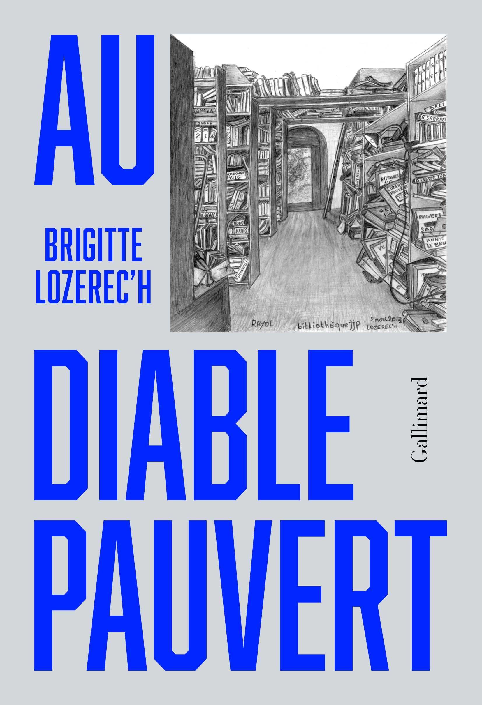 B. Lozerec'h, Au diable Pauvert