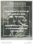 Mémoires du livre/Studies in Book Culture, vol. 12, n°1 :