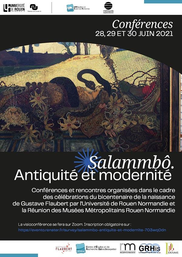 Salammbô. Antiquité et modernité (Rouen, en ligne)