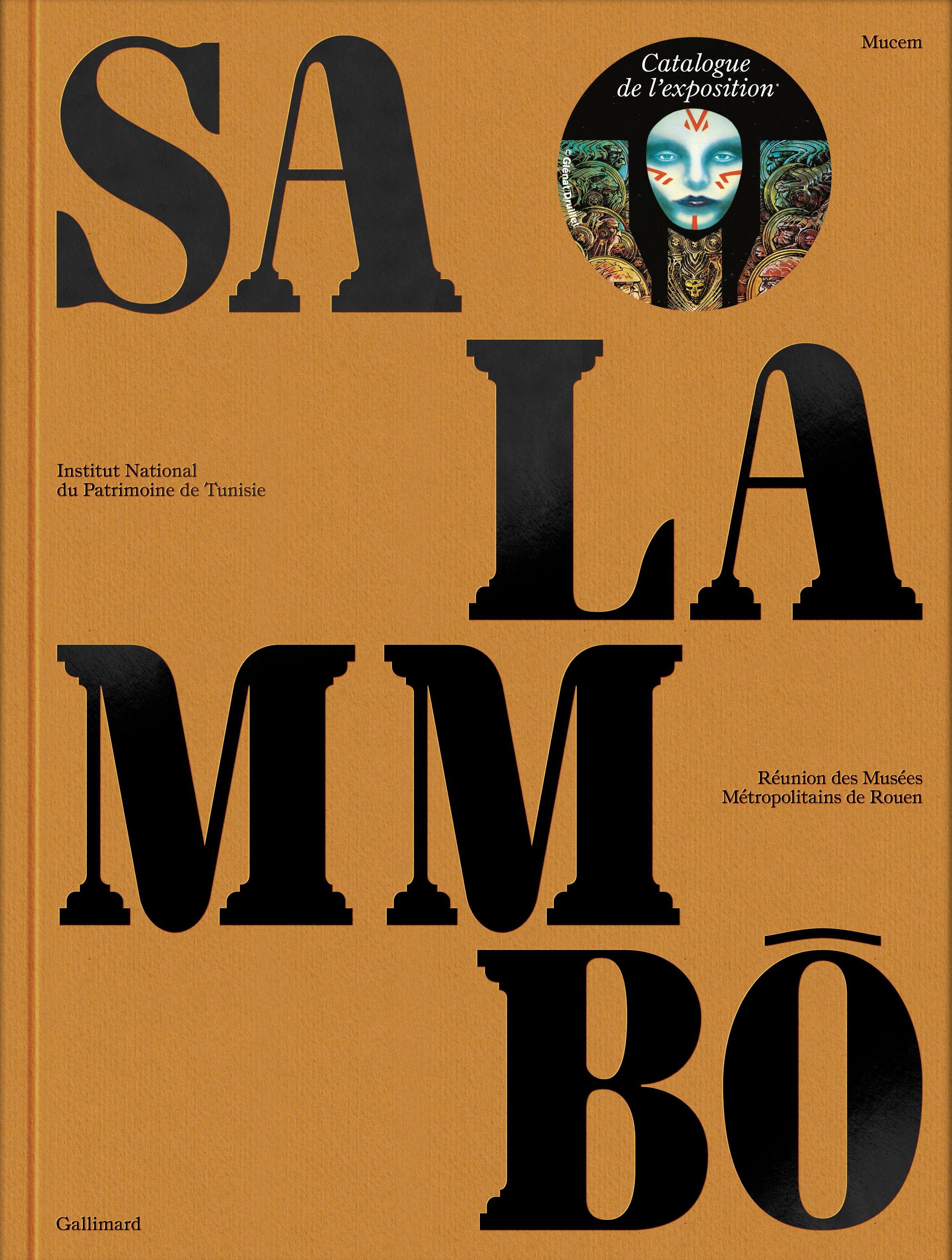 Salammbô, livre d'art