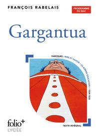 F. Rabelais, Gargantua (BAC 2022)
