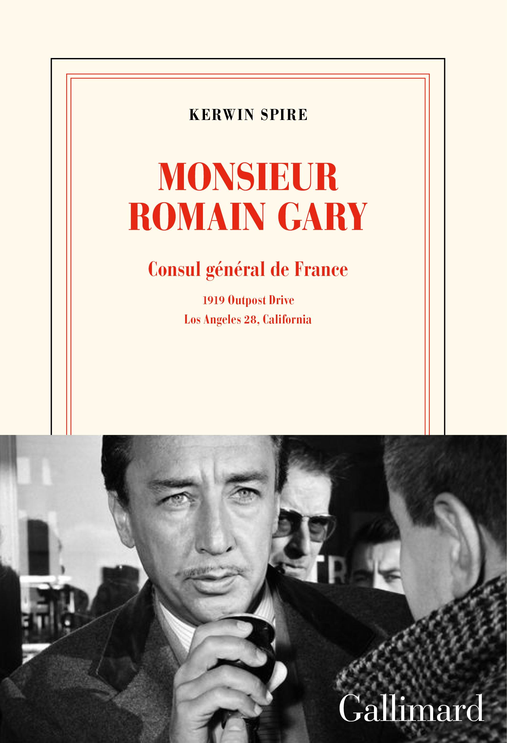 K. Spire, Monsieur Romain Gary