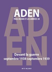 Aden, n°17-18:
