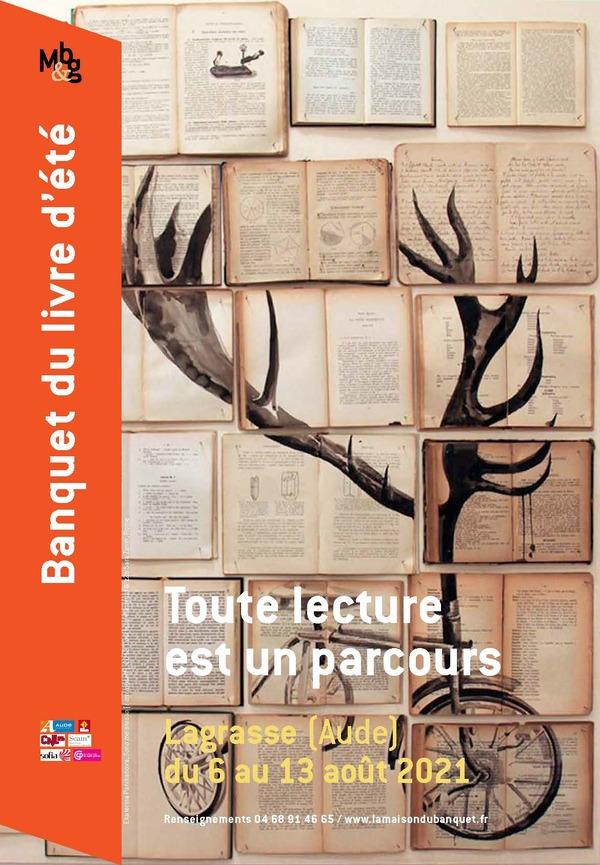 Banquet du livre (Lagrasse, Aude)