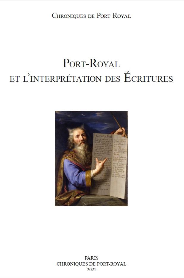 Chroniques de Port-Royal, n° 71 :