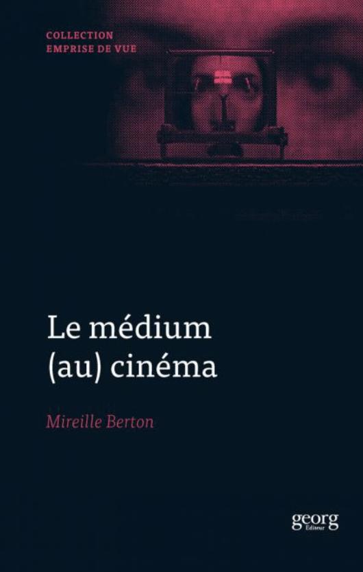 M. Berton, Le médium (au) cinéma