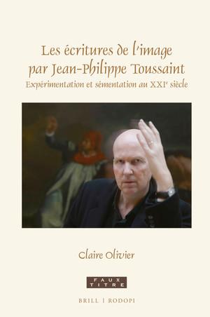 C. Olivier, Les écritures de l'image par Jean-Philippe Toussaint
