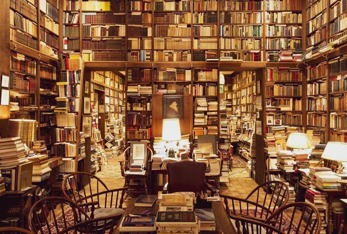 Désherber les collections de sa bibliothèque : un algorithme méthodique (Actualitte.com)