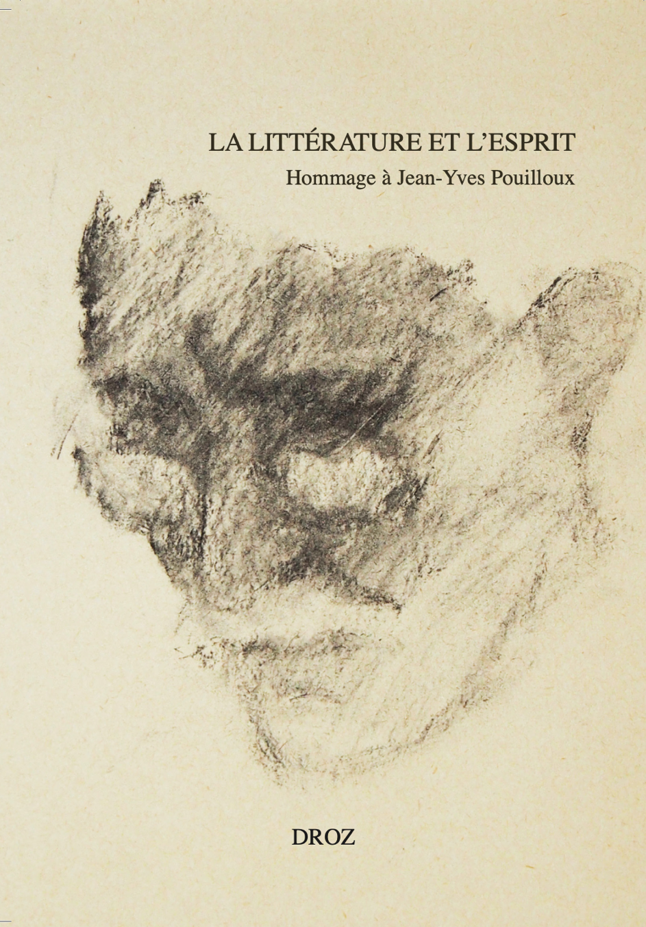 Hommage à Jean-Yves Pouilloux (Paris, Librairie Tschann)
