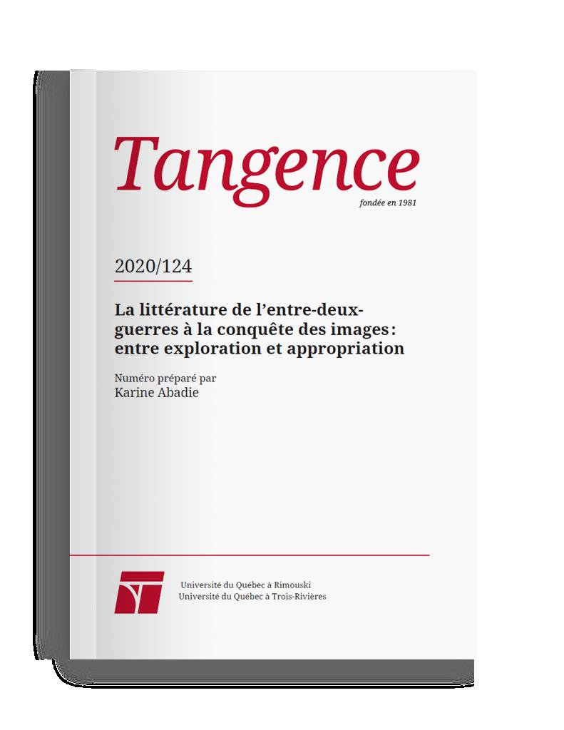 Tangence, n° 124: