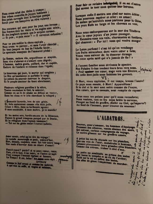 Baudelaire et la genèse de
