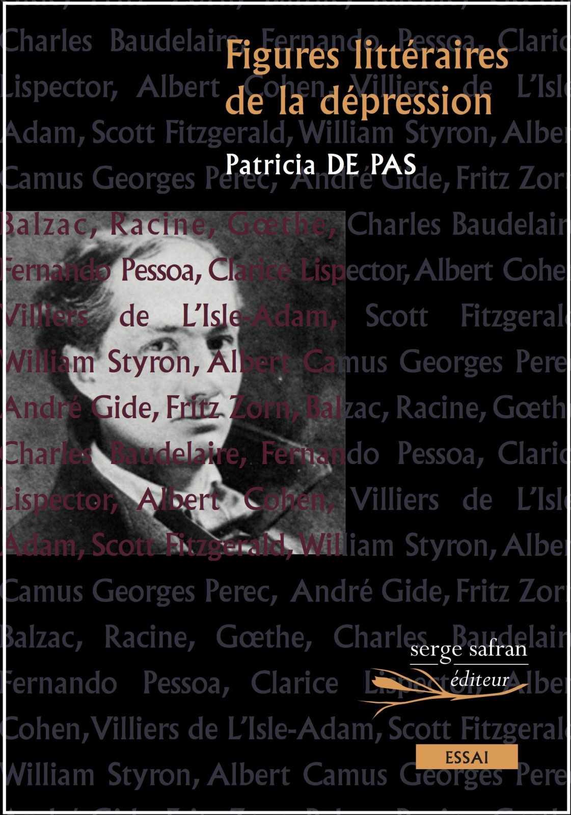 P. De Pas, Figures littéraires de la dépression