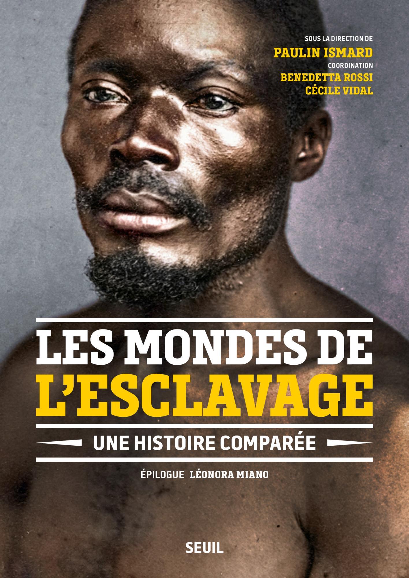Les mondes de l'esclavage. Une histoire comparée